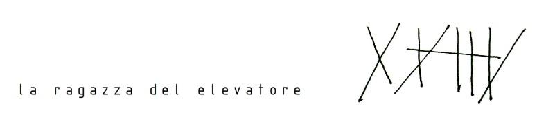 la ragazza del elevatore