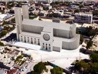 Catedral de Puerto Principe, haiti.